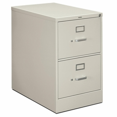 Legal Size File Cabinet - Light Gray - HON212CPQ