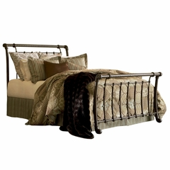 Legion King Size Bed with Frame - Fashion Bed Group - B11296