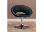 Leisure Chair in Black - Coaster - 120349