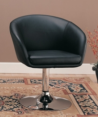 Leisure Chair in Black - Coaster - 120350