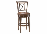 Lemans Swivel Counter Stool - Hillsdale Furniture - 4297-826