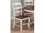 Lexington Chair with Cabriole Style Legs - Set of 2 - 141-278KD
