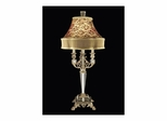 Leyland Crystal Table Lamp - Dale Tiffany