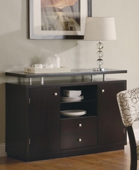 Libby Server Buffet with Floating Top - 103165