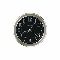 Libra Round Wall Clock - Howard Miller