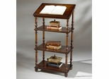 Library Stand in Plantation Cherry - Butler Furniture - BT-1512024