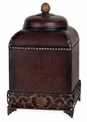 Lidded Box - IMAX - 1017