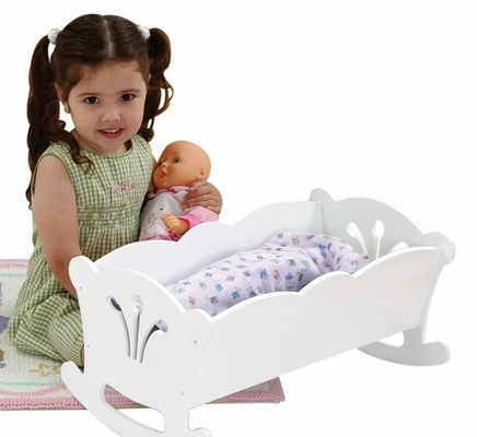 Lil' Doll Cradle - KidKraft Furniture - 60101