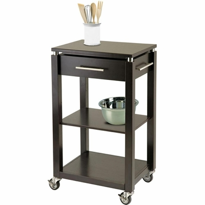Linea Kitchen Cart - Winsome Trading - 92718