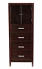 Lingerie Chest - Nevis Espresso - Modus Furniture - NV2386