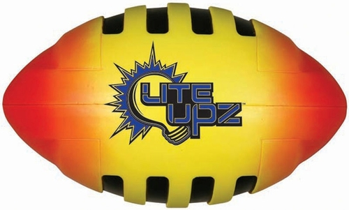 LITE UPZ Illuminating Foam Football - Franklin Sports