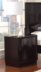 Lloyd Night Stand in Dark Cappuccino - 202642