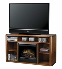 Logan Media Electric Fireplace - Dimplex - DFP4974BW
