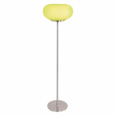 Lollipop Floor Lamp in Light Green - Lumisource - LS-LOLLIPOP-G