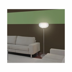 Lollipop Floor Lamp White - Lumisource