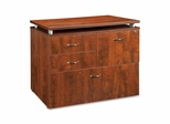 Lorell 4-Drawer Filing Cabinet in Cherry - LLR68717