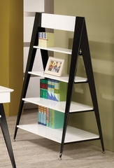 Lori Contemporary Four Shelf Bookshelf  - 801063