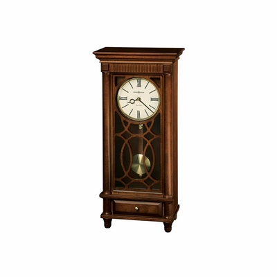 Lorna Tuscany Cherry Mantel Clock - Howard Miller