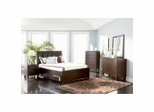 Lorretta Furniture Collection in Deep Brown - Coaster