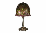 Lotus Flower Table Lamp - Dale Tiffany