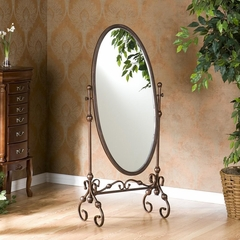 Lourdes Cheval Mirror - Holly and Martin