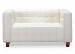 Love Seat - Button Love Seat - Zuo Modern - 900211