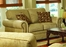 Loveseat 8-Way-Hand-Tied in Hazelnut Chenille - 9836CN-2