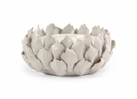 Low Artichoke Candle Holder - IMAX - 1510