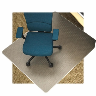Low Pile Chairmat - Transparent - LLR69160