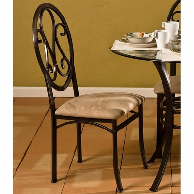 Lucianna Chair (Set of 4) - Holly and Martin