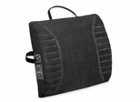 Lumbar Cushion with Massaging Action - Black - AVT602802MR05