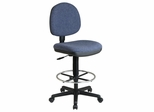 Lumbar Support Chair (Intermediate Height) - Office Star - DC640