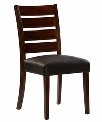 Lyndon Lane Ladder Back Dining Chairs (Set of 2) - Hillsdale Furniture - 4789-802