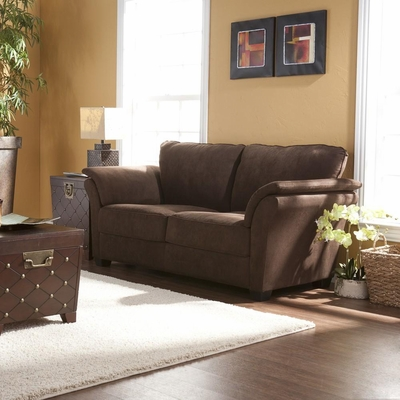 Lynn Sofa - Twillo Java - Holly and Martin