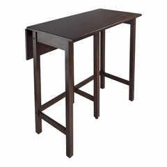 Lynnwood Drop Leaf High Table - Winsome Trading - 94149