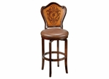 Lyon (Etched) Swivel Counter Stool - Hillsdale Furniture - 4870-826S