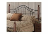 Madison King Size Headboard with Frame - Hillsdale Furniture