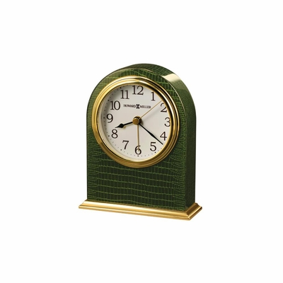 Madison Quartz Alarm Table Clock - Howard Miller