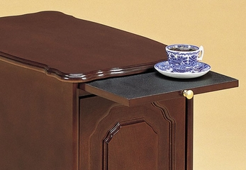 "Magazine Cabinet Table - ""Heirloom Cherry"" - Powell Furniture - 844"