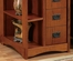 "Magazine Cabinet Table - ""Mission Oak"" - Powell Furniture - 356"