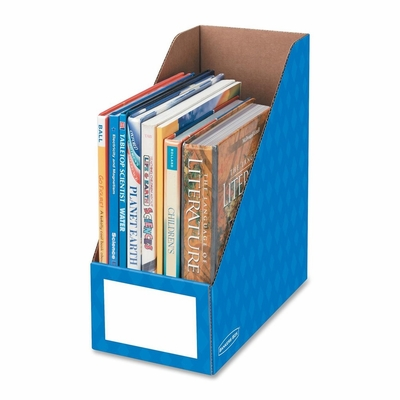 Magazine File Holder - Blue - FEL3380801
