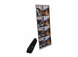 Magazine Floor Stand - Black - DEF780272