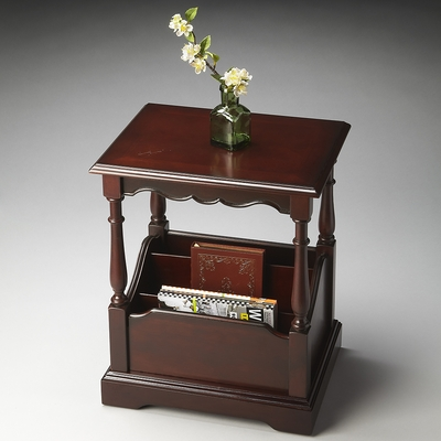 Magazine Table in Plantation - Butler Furniture - BT-2416024