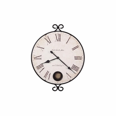 Magdalen Quartz Gallery Wall Clock - Howard Miller