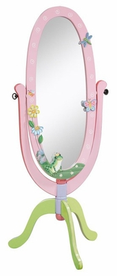 Magic Garden Standing Mirror - Teamson - W-8968A