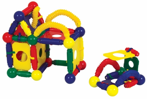 Magneatos Jumbo Master Builder - 296 Pieces - Guidecraft - G8109