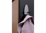 Magnetic ALBA Coat Peg with Foam Pad