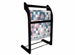 Mahogany Blanket Rack - Proman Suit Valet - TH16029M