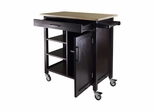 Mali Kitchen Cart - Winsome Trading - 92534