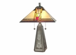Mallinson Table Lamp - Dale Tiffany